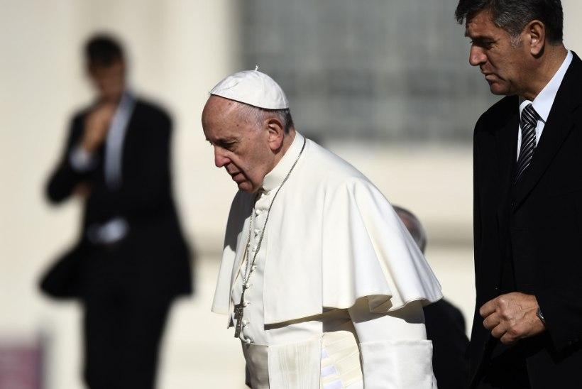 Trumpi presidendiks saamine tekitab paavstis muret vaeste pärast