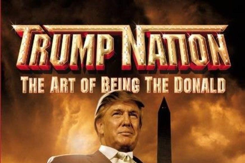 Donald Trump vallutas Valge Maja äkkrünnakuga