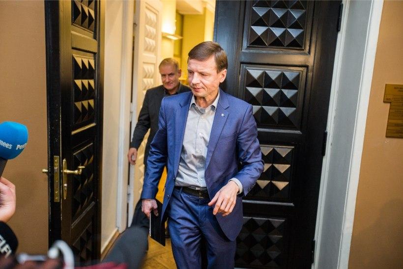 Sõerd: vasakjõudude laamendamine vähendab Eesti majanduskeskkonna usaldusväärsust