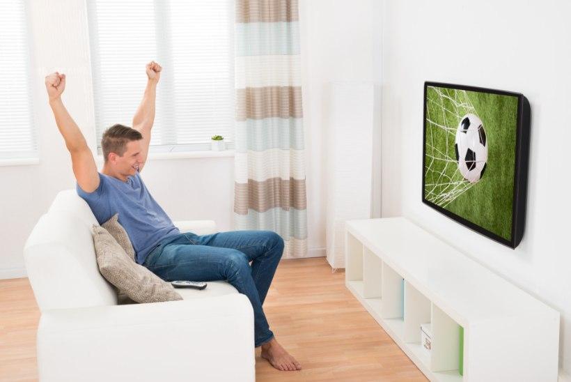 NÄDALAVAHETUSE TELESOOVITUSED: jalgpall, tantsupidu ja isadepäev!