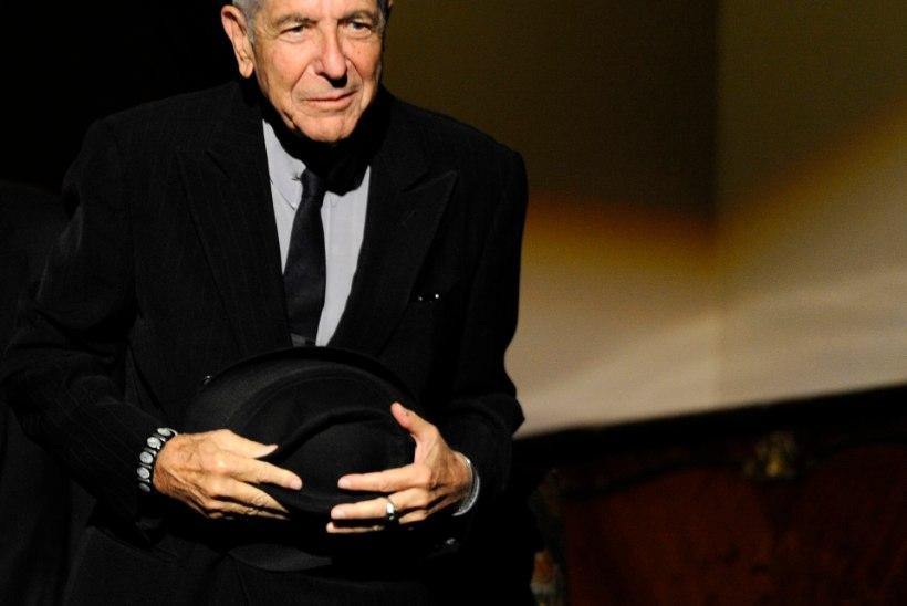 "Leonard Cohen surma eel: ""Olen valmis surema. Loodan, et see pole liiga ebamugav."""