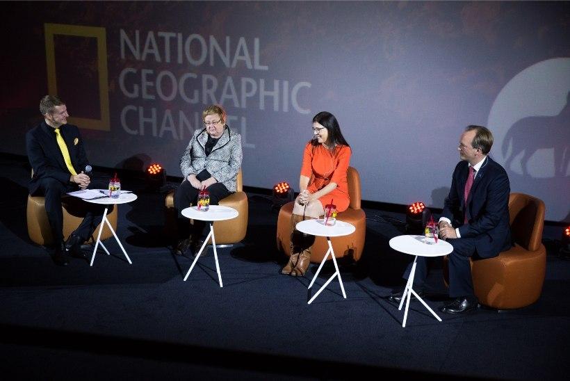 GALERII | National Geographic ja PÖFF esitlesid Marsi-sarja