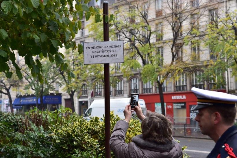GALERII   AASTA PARIISI VERESAUNAST: Prantsusmaal mälestatakse terrorirünnakutes hukkunuid
