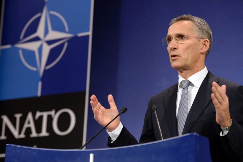 NATO peasekretär hoiatab Trumpi: te ei tohi meid hüljata!