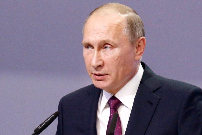 Putin ja Trump kinnitasid esimeses telefonivestluses koostöövalmidust