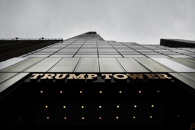 DONALD TRUMP KUI BRÄND: Trumpi nime kannavad sajad asjad