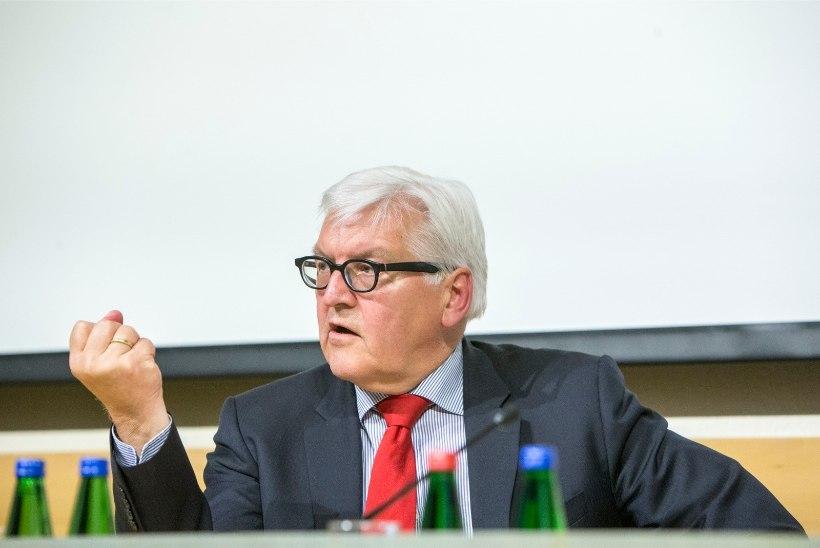 Saksa välisministrist saab riigi järgmine president