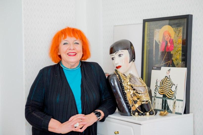 """Sisearhitekt Maile Grünberg: """"Ma olen uue NUKU teatrisaaliga tõesti väga rahul."""""""