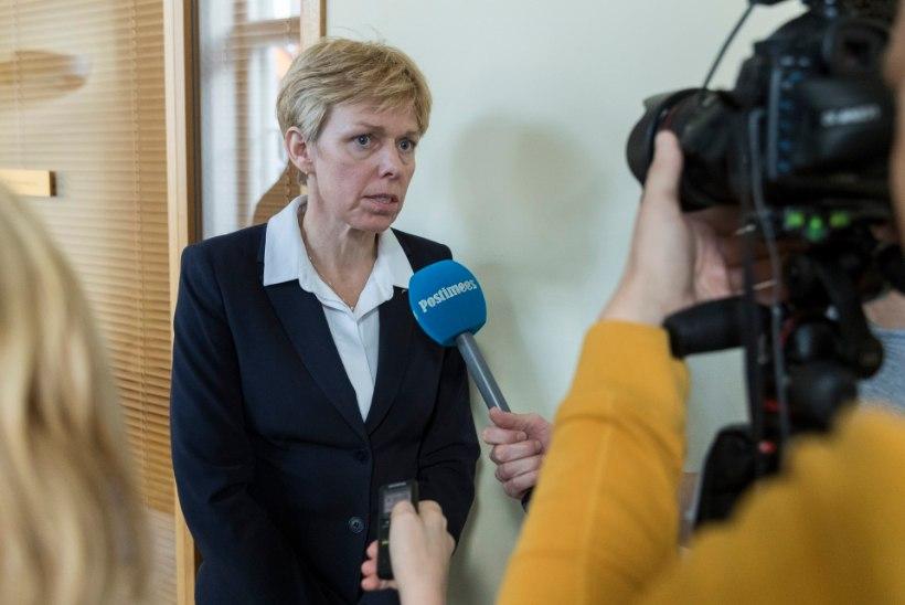 EASi endine juhatuse liige: president Ilvesel polnud Ermamaaga mingit seost