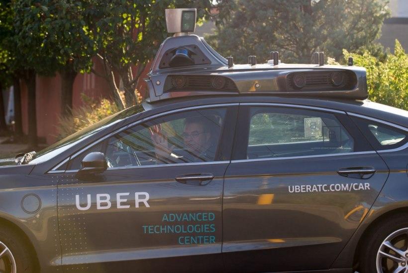 Obama lubas hakata Uberi taksojuhiks