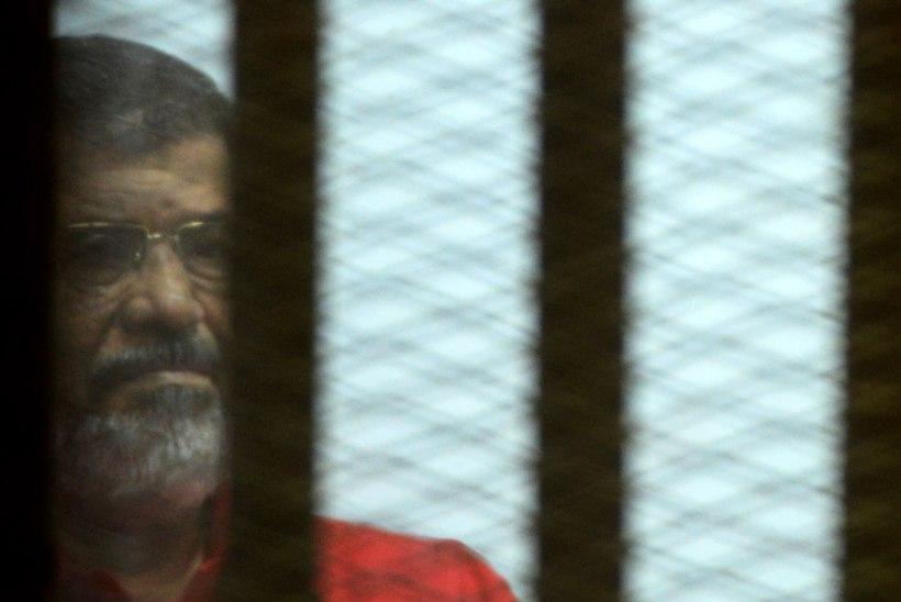 Egiptuse kohus tühistas Mohammed Morsile mõistetud surmaotsuse