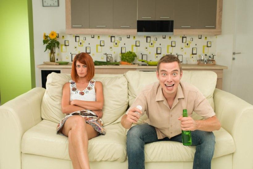 Millised meeste vastikud harjumused naistele salamisi meeldivad?