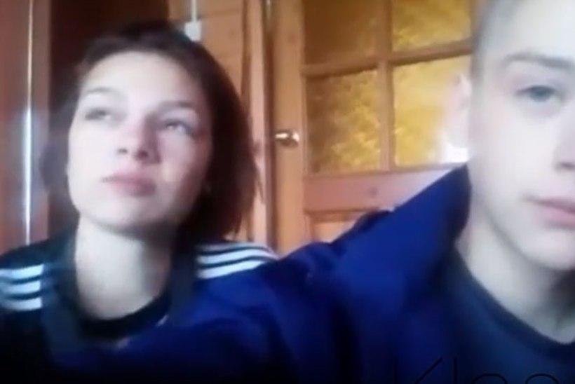 VIDEOD | 15aastased Denis ja Jekaterina põgenesid kodunt, tulistasid politseinikke ja tegid lõpuks enesetapu