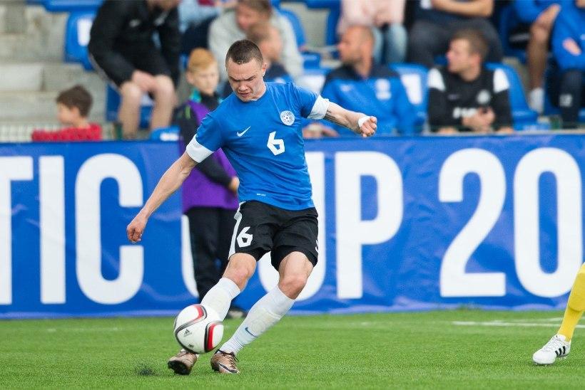 cffe4cc0a57 JÄRELVAADATAV | Eesti U23 koondis andis Inglismaale võitlusliku lahingu,  aga kaotas napilt