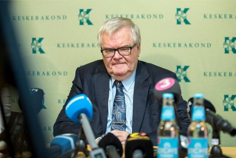 Prokuratuur lubab novembris Savisaarele süüdistuse esitada, asja venitab reklaamiteema
