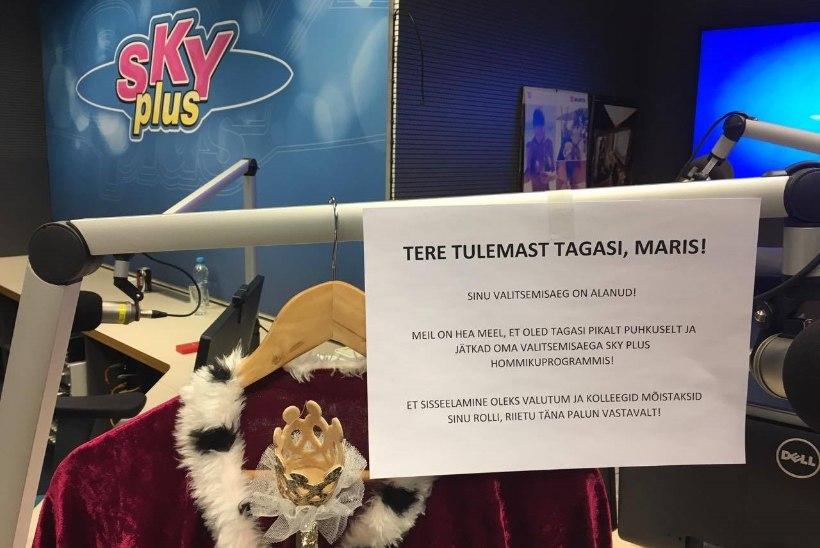 """Maris Järva: """"Oleksin raadiost eemal olnud nagu kuu aega, mitte poolteist aastat!"""""""