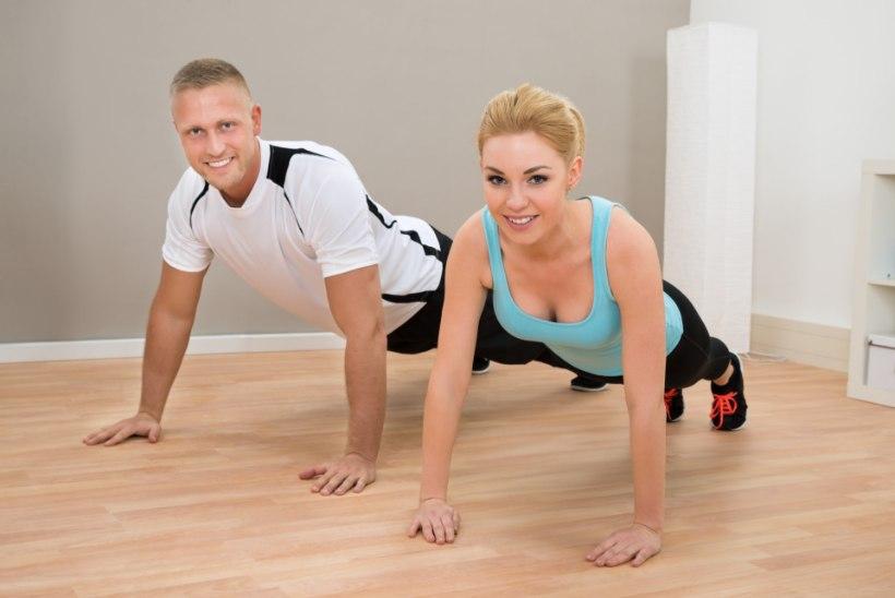 NB! Milline on sinu jaoks õige treeningkoormus?