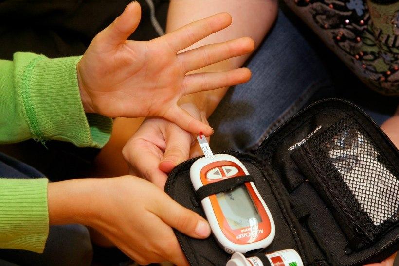 Pühapäeval toimunud veresuhkrumõõtmiskampaanias leiti normist kõrgem veresuhkur viiendikul inimestest