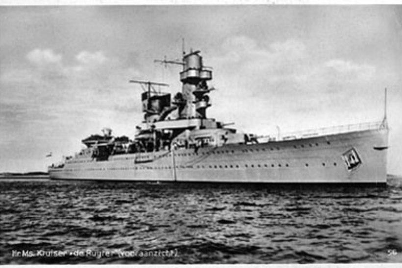 Kuhu kadusid sõja ajal Indoneesia lähistel uputatud Hollandi laevavrakid?