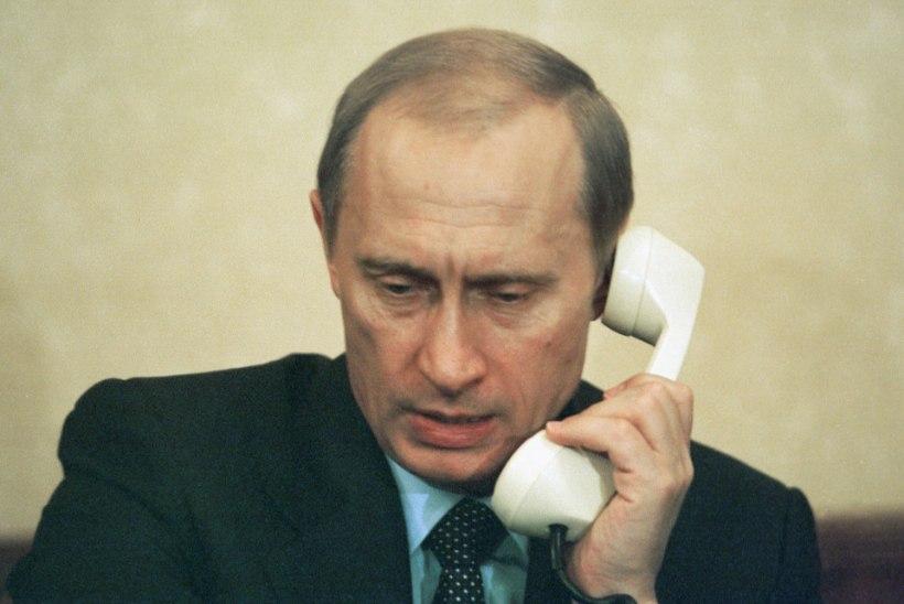 Trump ja Putin pidasid esimese telefonivestluse