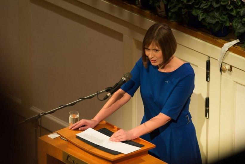 President Kaljulaid kaitseväelastele: teie hoolite ja hoiate iga päev Eestit