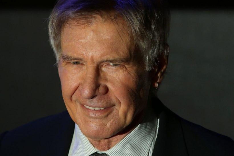 Vaat mis selgub: Harrison Fordil oli kolleegiga kirglik salasuhe!