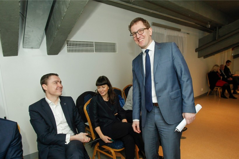 Kristen Michal on valmis kandideerima Tallinna linnapeaks