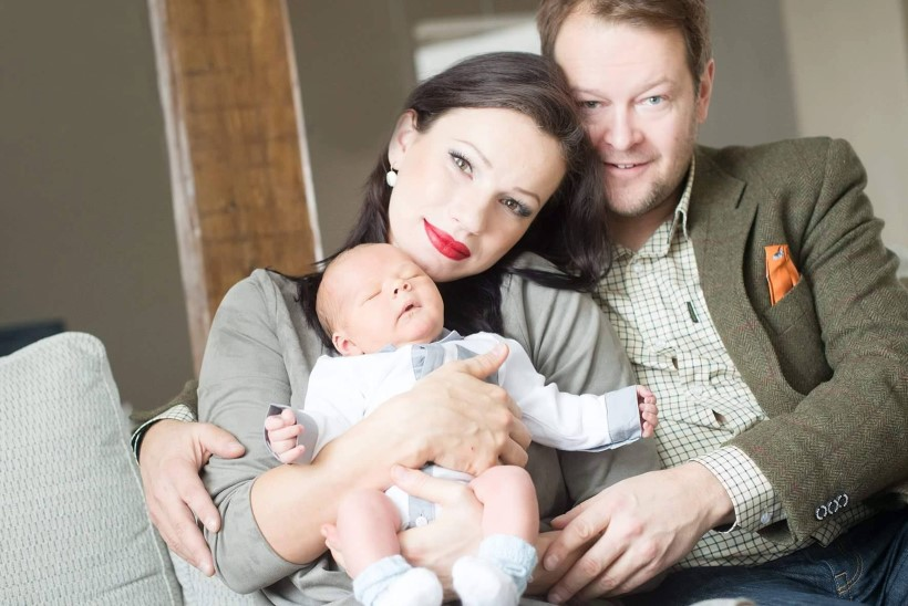 """Silvia Ilves: """"Mul on nüüd kolm poega nagu muinasjutus!"""""""