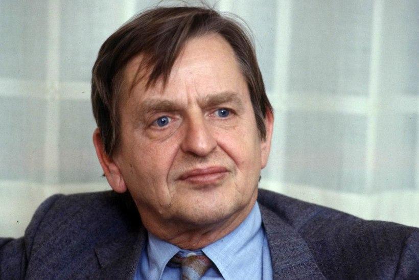 Rootsis avatakse uuesti Olof Palme mõrvatoimik