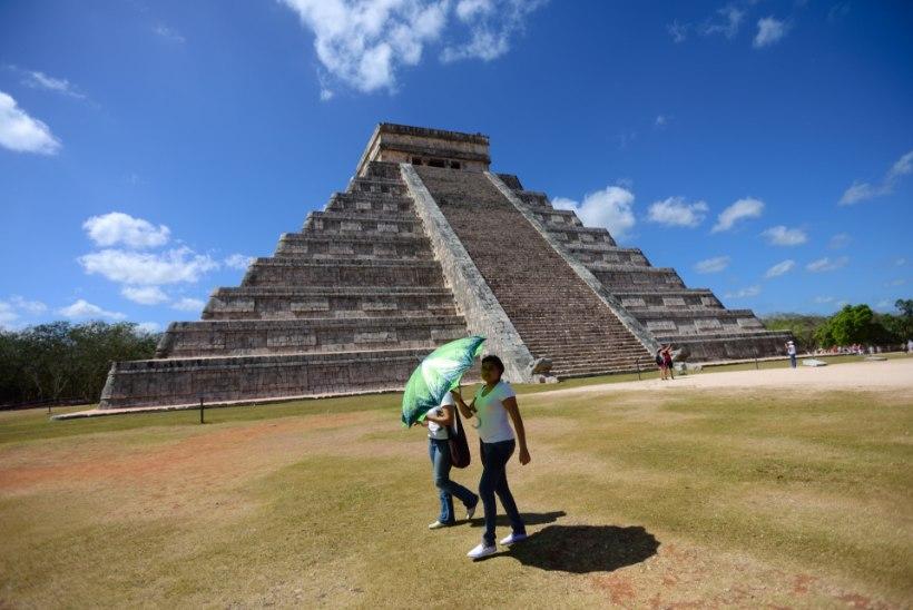 Nagu matrjoška! Kukulkani püramiidi seest leiti kolmaski püramiid!