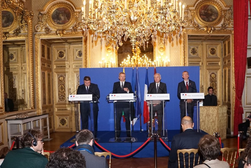 LIGI PARIISIS: Euroopa peab olema tugev ja enesekindel, aga ka usutav oma kodanike silmis