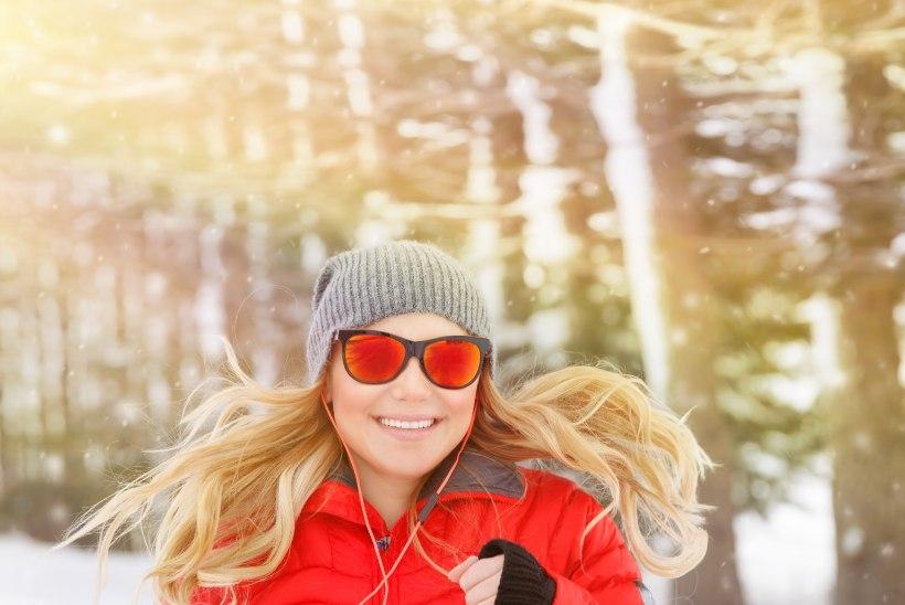 Kuidas joosta talvel?