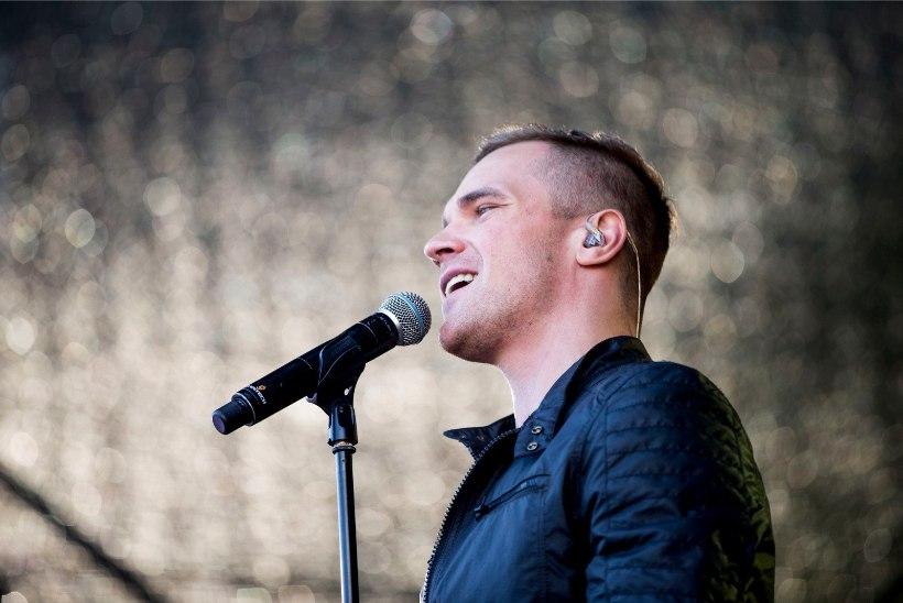 """Ott Lepland andis välja oma esimese kontsertalbumi """"Maailm mu ees"""""""