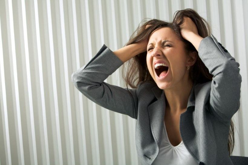 Seitse tervisehäda, mis kaasnevad stressiga