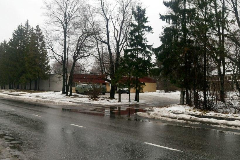 Eakas mees viidi Pärnu lasketiirust peahaavaga haiglasse