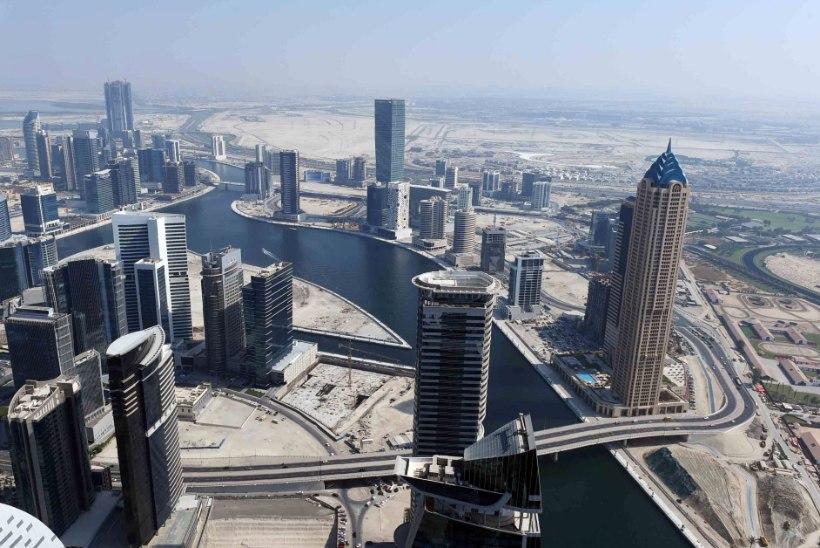 Dubais vahistati vägistamisohver