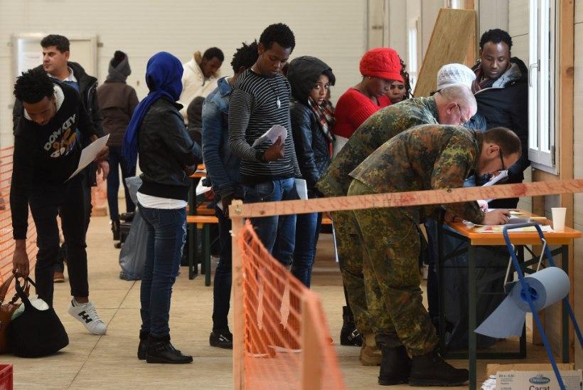 SAKSA UURIMUSE TULEMUS: pagulased on demokraatlikumad kui saksamaalased
