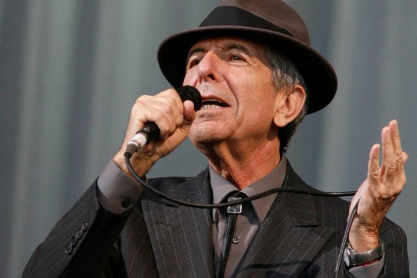 Mänedžer: Leonard Cohenile sai saatuslikuks kukkumine