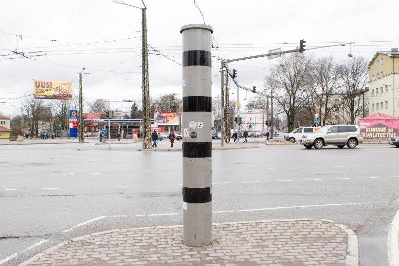 RIIGI VASTU EI SAA: Tallinn loovutas Kristiine ristmiku ohutussüsteemi maanteametile