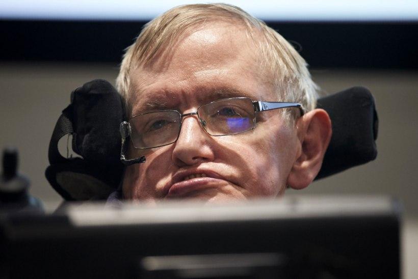 Stephen Hawking: inimkond hukkub tuhande aasta pärast