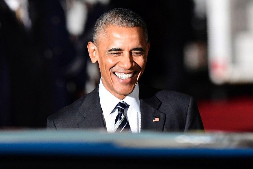 Barack Obama jätab Euroopaga hüvasti
