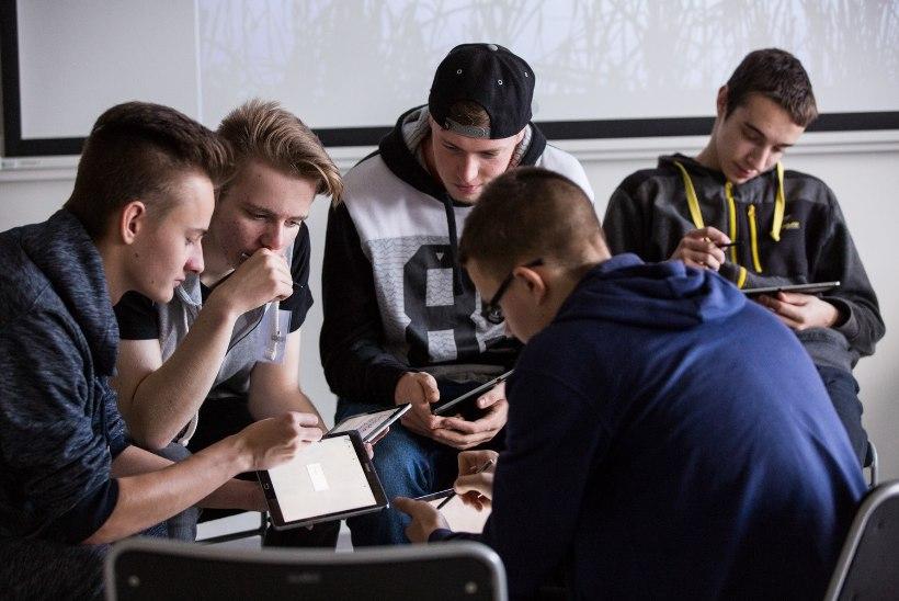 Eesti ettevõtted aitavad noortel tööturule siseneda