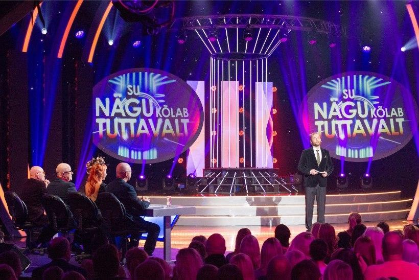 NÄDALAVAHETUSE TELESOOVITUSED: Beverly Hillsi ninja ja Eesti tulnukafilm