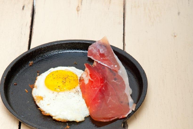 Ohhoo! Peekon munaga on kõige tervislikum hommukueine!