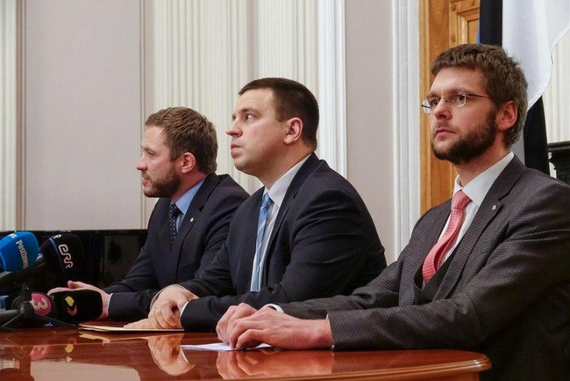 Viimane lihv: jagatakse välja ministriportfellid
