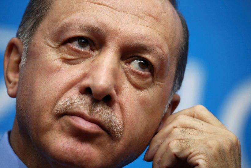 Türgi president: lääs toetab Islamiriiki