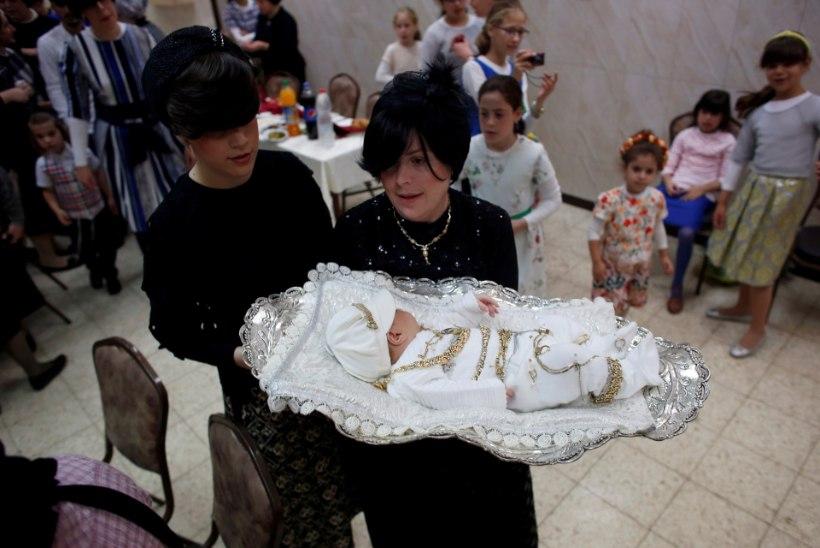 Juudiriigis valitseb erakordne beebibuum