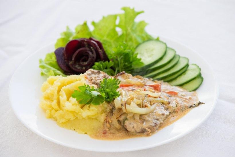 Soodne õhtusöök: kahel inimesel kõht täis vaid kolme euro eest