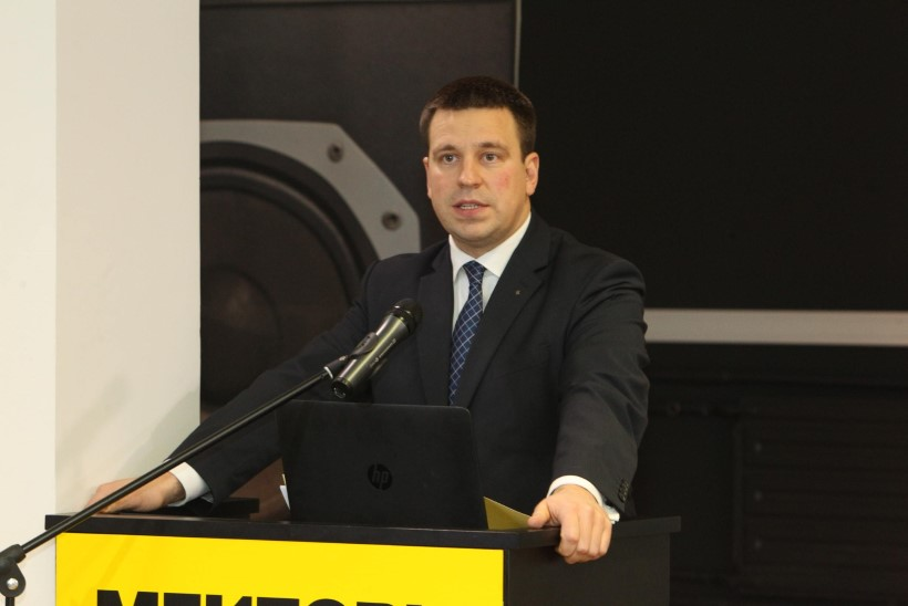 """VIDEO   Ratas: """"Olen valmis kandma seda vastutust, et töötada Eesti Vabariigi peaministrina!"""""""