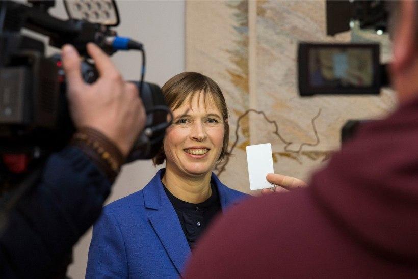 President Kaljulaid sõidab Poolasse visiidile